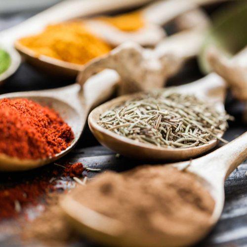 Fresh Ingredients   Mela Restaurant, Aylesbury