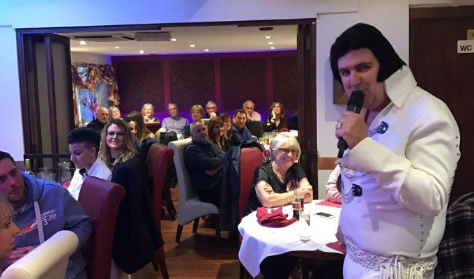 Elvis NightElvis Night | Mela Restaraunts | Aylesbury | Mela Restaurants | Aylesbury