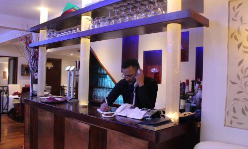 Bar | Mela Restaurant | Aylesbury
